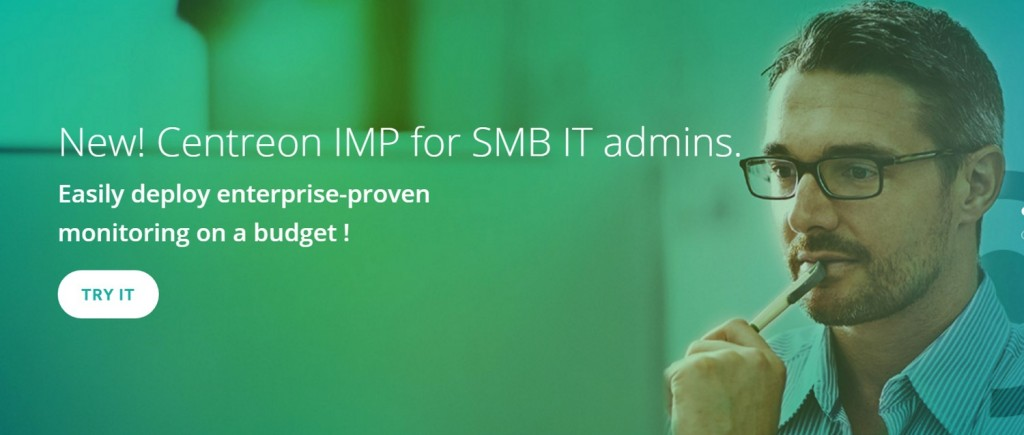 Centreon IMP for SMB IT admins