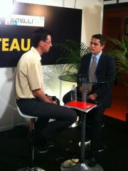 SSL2011_Interview_IntellinTV_RomainLeMerlus